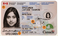 updating canadian citizenship card