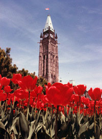 Canadian Parliament Buildings | Citizenship